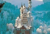 Slott og Interiør