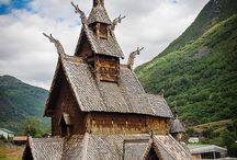 Kirker og katedraler