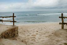 Hav, sjø og strender