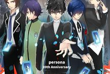 """Persona ペルソナ★☆ / PERSONA (or Shin Megami Tensei... well a series of shin megami tensei) IS THE BEST GAME EVER!!!! NO ACTUALLY.., DANGANRONPA AND PERSONA ARE THE BEST GAMES EVER!  Now let me teach you a bit of History of the Persona franchise   Persona Started In 1996 after the success of Shin Megami Tensei, So they basically made their Successful spin-off, now with Persona (the first game) The time period takes place where the game was published in 1996, it started off of the Protaginist who is nicknamed """"Boy With Earring"""" For Some Reason, idk why they call him that, then later when it was released in North America it was released as """"revelations Persona"""" instead of """"Megami Inbonroku Persona"""" And had all the protagonists as Caucasian Characters, And made one of them African American Which Few Years later they made it the regular Persona, and made the Characters In the normal forms, the reason why they changed that way is because they either thought they were a bit racist, since they wanted to keep it to the North American Players, And finally in 1999 their was Persona 2 Innocent Sin Which Yes, the year took place the same year it was released  Persona 2 is about a cool guy named Tatsuya who is a late-90's Cool Guy! And that, he meets an American/Japanese Raised Girl Named Lisa Silverman, who people call her Ginko, Then meets a narcissistic Punk rock guy, who reminds me a lot like Junpei, then meets Jun, who looks exactly Like Yusuke Kitagawa, (an older version of Yusuke) and you get the idea, I haven't played Persona 2 So idk how the Game is about lol  Anyways In 2000, Atlus released Persona 2 External Punishment, a Sequel To The Original Persona 2, there instead of Tatsuya as the Protagonist Maya is the protagonist this time, and she's pretty cool, and yet again, more characters from Persona 1, But it's More themselves in their early-20's instead of them being in High School   Now In 2006, Persona 3 was released after 7-years of not releasing a Persona game, now th"""