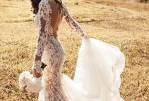 Love and Lace / Boho Chic Weddings, Wedding Dresses, Couture Fashion , Bohemian Brides, Brides Everything