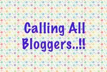 Calling All Bloggers / Anyone, Any Pins Are Welcome.