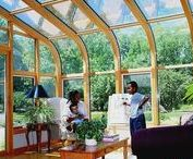 Sunrooms / Fitch Construction and Design Studio is an authorized dealer of Four Season Sunrooms.