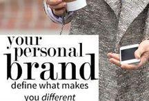 Personal Branding 101 / personal branding, personal brand, branding, USP, branding tips, online entrepreneurs, design