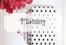 Organization / A Collection of Planning Resources to Make Life Easier!