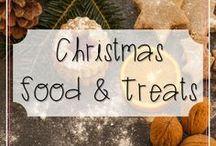 Christmas Food & Treats... / Inspiration for Christmas Food and Treats!