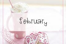 February / Teaching and Education Resources with a February Theme. For Pre-K to Second Grade. Featuring Worksheets, Printables, Activities, Crafts, Literacy, Math and Much More!