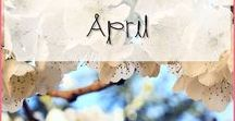 April / Teaching and Education Resources with an April Theme. For Pre-K to Second Grade. Featuring Worksheets, Printables, Activities, Crafts, Literacy, Math and Much More!