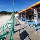 Jersey Crab Shack / Jersey Crab Shack St Brelade and Jersey Crab Shack Gorey provide a relaxed and informal setting to enjoy great food and wonderful wines, beers and other hard and soft drinks! Both restaurants have sea views and large terraces but are equally snug on a winter's night.