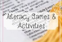 Literacy Games and Activities