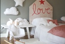 rooms for the kiddos / by Scoots Lovely
