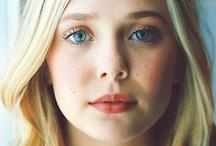 | freckles & eyelashes / by Whitney Pritchett