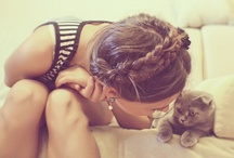 hair / by Kristen Brown
