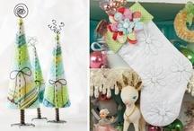 Crafty Christmas / by Stitch Craft Create