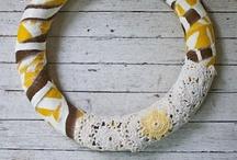 Wreaths / by Stitch Craft Create
