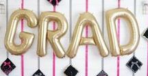 Graduation Party Ideas / Graduation party ideas start here! Graduation party favors, grad party decorations, keepsake graduation gifts and more for the ultimate graduation party.