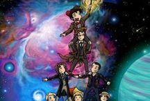 Doctor WHO / by Gabriella Sardella