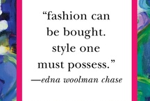 My Style / by Donna Grant