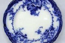 Blue & White / by Kathleen Mathena