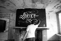 Calligraph.. / typo/monogram/calligraph  / by éLDè .
