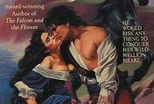 Historical Romance Book Covers I Love / These are books whose covers I love, many I've reviewed on Historical Romance Review, my blog dedicated to lovers of historical romance, http://reganromancereview.blogspot.com.