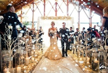 Winter Wedding / Lake Tahoe Winter Wedding with lots of bling. Rachel & Jesse had an amazing wedding with lots of details and sparkle. Designed by Fearon May Events.