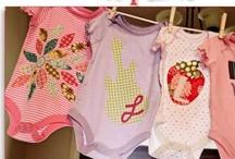 Ideas para la confección de ropa infantil / by Thais Wever