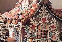 Gingerbread  / by Donna Grant