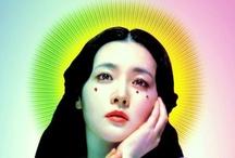 """Divine & co / """"La Femme est l'unique bien qui nous reste du paradis perdu"""" (+/-) A. Camus. (juste au cas ou, je n'entend pas """"bien"""" dans le sens d'une possession)"""