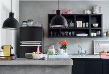 kitchen project / by Rita Morgado