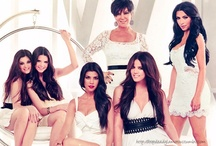 Kardashians <3 / by Cristianna Fuller