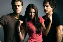 Vampire Diaries <3 / by Cristianna Fuller