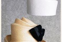 Carving Hat Blocks / We offer a workshop in block carving. https://www.judithm.com/catalog/workshop-schedule-judith-m-studio