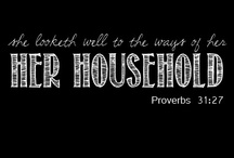 """The Proverbs 31 Woman / """"Who can find a virtuous woman? for her price is far above rubies."""" Proverbs 31: 10  Contributors: Limit of 10 pins per day. Have fun!  / by Melissa Ringstaff {AVirtuousWoman.org}"""