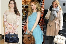 Whose wearing what! / Celebrities and fashionistas spotted in the Chic&Seek bags