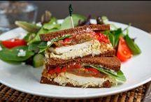 Sandwiches / by Kathleen Mathena