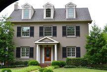 *Lucas House* / Summit Avenue Kensington, MD / by Beth Higgins