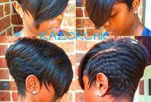 A Cut Above / Hair Cuts