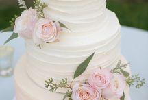 Bröllops tårta