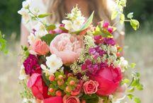 Wedding Flowers - Summer / Seasonal wedding flowers