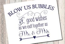 Church Signage / Clever cute signs for your ceremony space