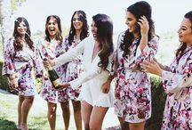 Bridesmaids Photo Ideas / Cute and fun photo ideas for you and your bridesmaids.