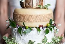 Cheese Cake Wedding Cakes