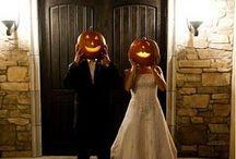 Halloween Inspired Wedding / All things hallowe'en up