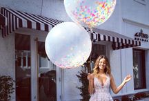 Wedding Balloons / Not just for kids parties anymore!
