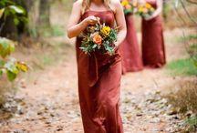 Bridesmaids style-Autumn inspo
