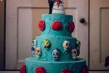 Spooktacular Wedding Cakes