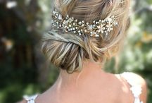 The Prettiest Bridal Headpieces / Looking for some hairpiece inspo?