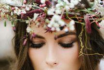Autumnal Flower Crowns