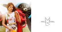 Spring/Summer 2014. / www.missrebel.hu Spring/Summer 2014. Miss Rebel / Summer 2015.  Photographer: A. Chris  Make-Up Artist&Stylist: Ildikó Bálint  Hairdresser: Szilvia Bacsik  Model:Dóra Creative Agency: Focus Trend System www.focustrendsystem.hu